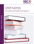 Occupational Health & Hygiene Step Notes Book Image