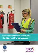 A Guide to the NEBOSH National Certificate in Fire Safety and Risk Management Book Image