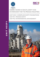 A Guide to the NEBOSH Award in Health, Safety and Environment for the Process Industries Book Image