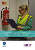 A Guide to the NEBOSH International Certificate in Fire Safety and Risk Management Book Image