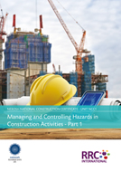 A Guide to the NEBOSH National Certificate in Construction Health and Safety Book Image