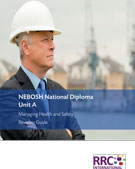 NEBOSH National Diploma Complete Course Book Image