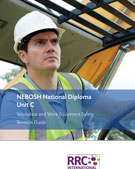 NEBOSH National Diploma Unit C Book Image