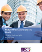 NEBOSH International Diploma Complete Course Book Image