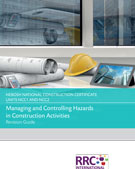 NEBOSH National Construction Certificate Book Image