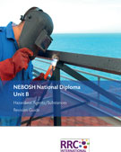 NEBOSH National Diploma Book Image