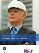 A Guide to the NEBOSH National Diploma in Occupational Safety and Health – Unit A: Managing Health and Safety Book Image