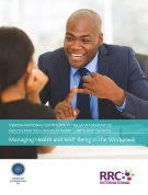 A Guide to the NEBOSH National Certificate in the Management of Health and Well-being at Work Book Image