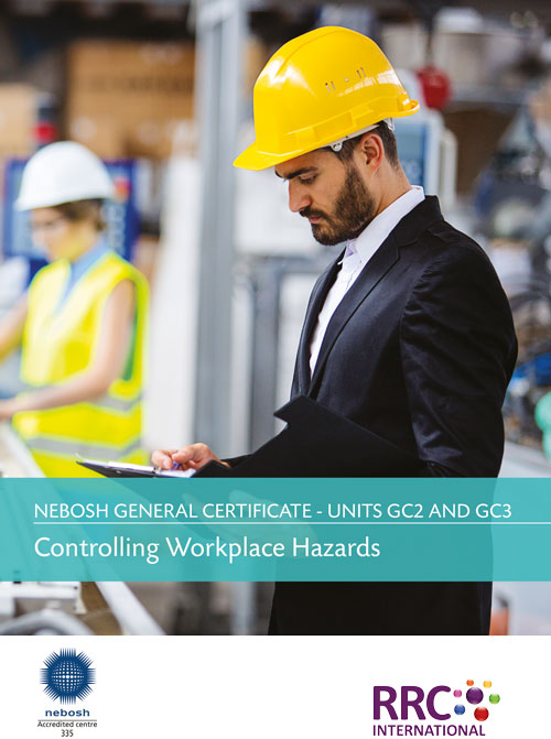 NEBOSH International General Certificate Book Image