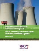 NEBOSH International Environmental Diploma Book Image