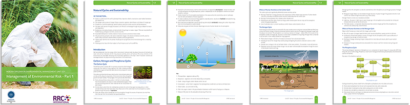 NEBOSH International Environmental Diploma Textbooks