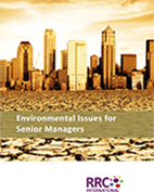 Environmental Issues for Senior Managers Book Image