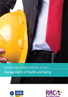 NEBOSH National Certificate in Fire Safety and Risk Management Book Image