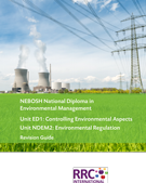 NEBOSH National Environmental Diploma Book Image