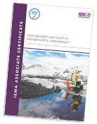 A Guide to the IEMA Associate Certificate in Environmental Management  Book Image