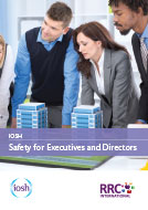 A Guide to IOSH Directing Safely Book Image