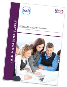 A Guide to IOSH Managing Safely Book Image